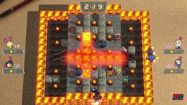 Screenshot - Super Bomberman R (One)