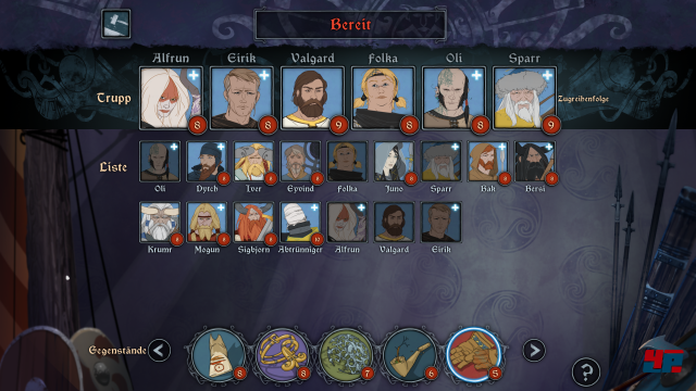 Screenshot - The Banner Saga 3 (PC) 92569936