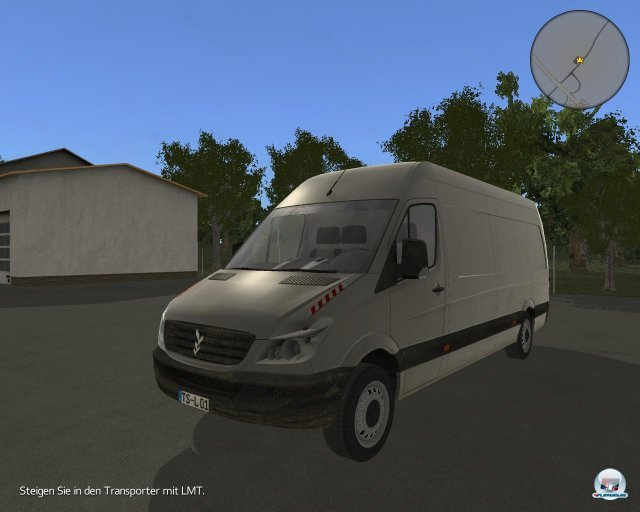 Screenshot - Spezialtransport-Simulator 2013 (PC-CDROM)