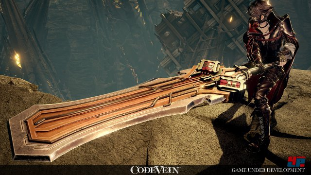 Screenshot - Code Vein (PC) 92544351