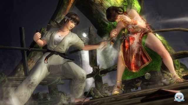 Screenshot - Dead or Alive 5 (PlayStation3) 2361702