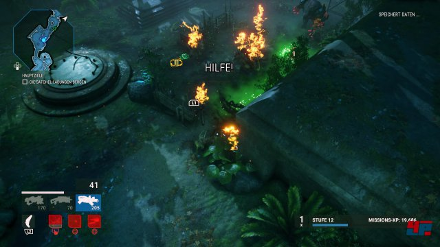 Screenshot - Alienation (PlayStation4) 92524839