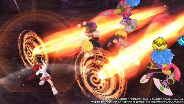 Screenshot - MegaTagmension Blanc   Neptune VS Zombies (PS_Vita) 92525093