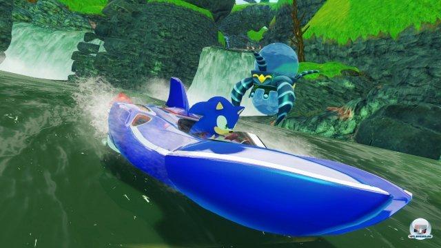 Screenshot - Sonic & All-Stars Racing Transformed (360) 92410587