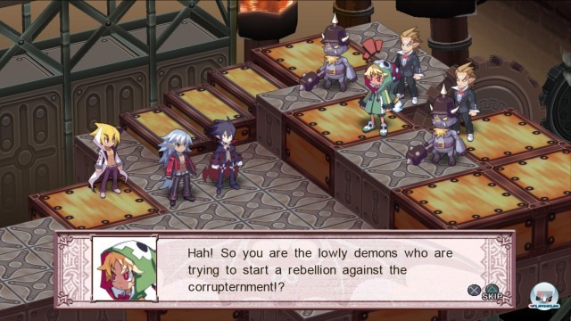 Screenshot - Disgaea 4: A Promise Unforgotten (PlayStation3) 2241448