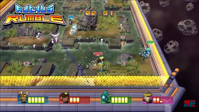 Screenshot - Ruckus Rumble (PS4)