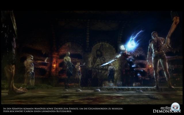 Screenshot - Das Schwarze Auge: Demonicon (PC) 2243779