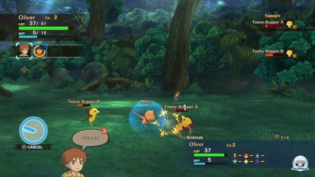 Screenshot - Ni No Kuni: Der Fluch der Weißen Königin (PlayStation3) 2385282