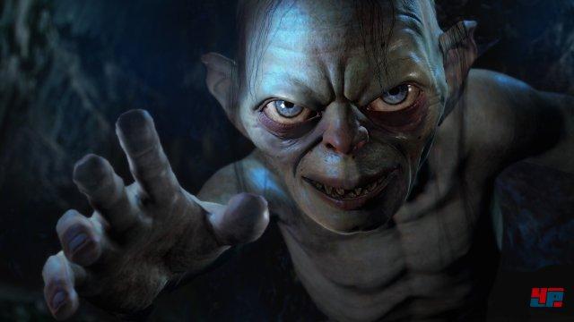 """Auch Gollum wird einen Auftritt in """"Mordors Schatten"""" haben."""