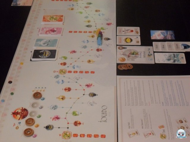 Screenshot - Tokaido (Spielkultur)