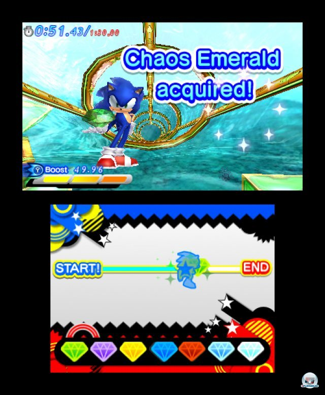Screenshot - Sonic Generations (3DS)