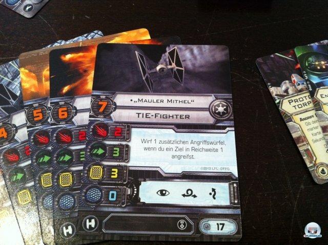 Screenshot - Star Wars: X-Wing Grundspiel (Spielkultur)