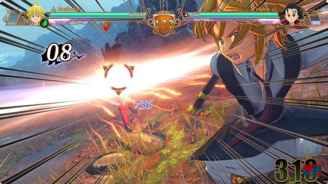 Screenshot - The Seven Deadly Sins: Knights of Britannia (PS4) 92559440