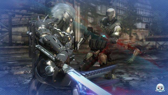 Screenshot - Metal Gear Rising: Revengeance (360) 92404347