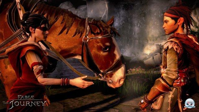 Die Beziehung zwischen Protagonist Gabriel und seinem Pferd soll eines der zentralen Themen werden.