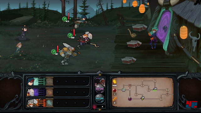 Screenshot - Has-Been Heroes (PC)