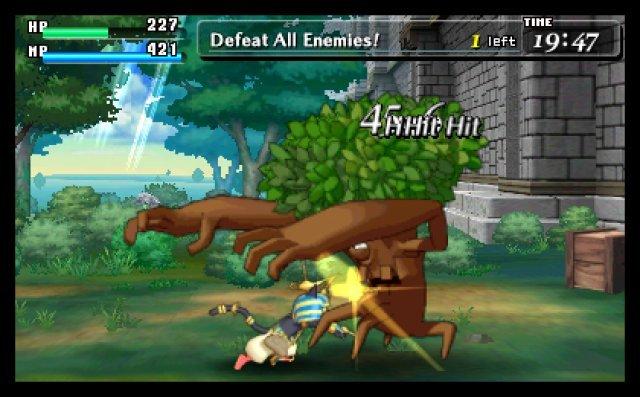Screenshot - Code of Princess (3DS) 92409557