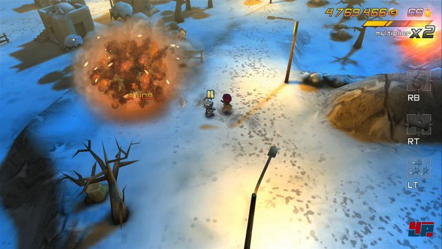 Screenshot - Tiny Troopers: Joint Ops (XboxOne)