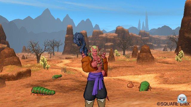 Screenshot - Dragon Quest X Online (Wii) 2273482