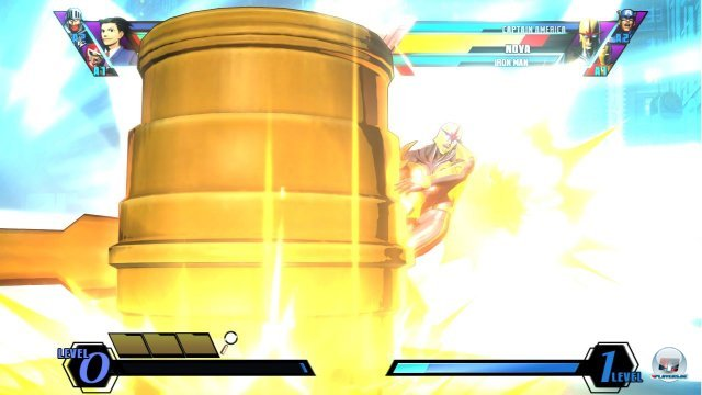 Screenshot - Ultimate Marvel vs. Capcom 3 (360) 2276952