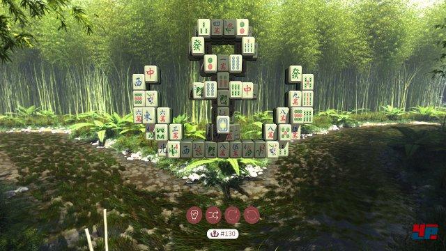 Screenshot - Relaxing VR Games: Mahjong (Android)
