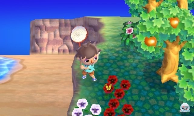 Screenshot - Animal Crossing 3DS (3DS) 2265997