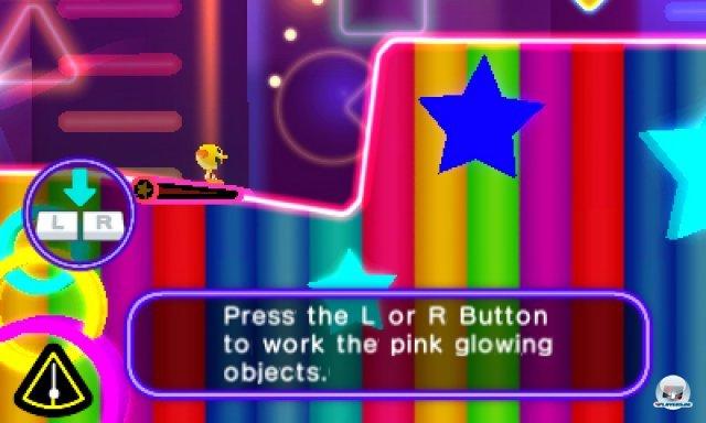 Screenshot - Pac-Man & Galaga Dimensions (3DS) 2257157