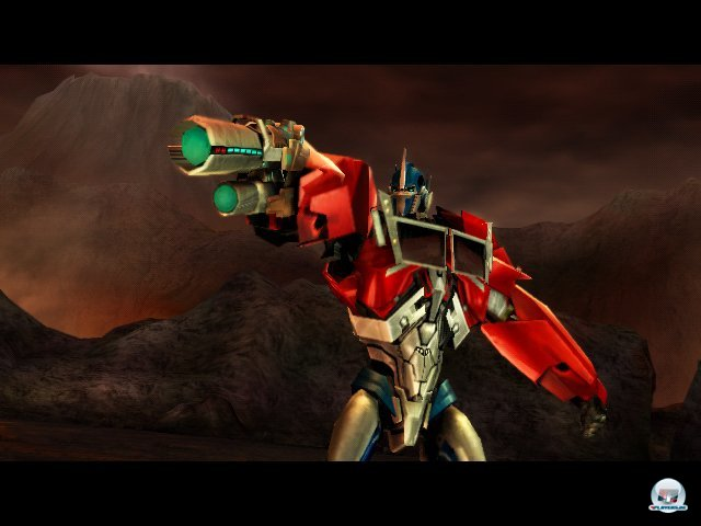 Screenshot - TransFormers: Prime (3DS) 2364377