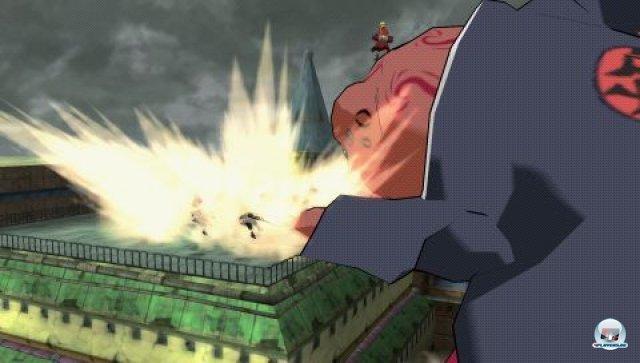 Screenshot - Naruto Shippuden: Ultimate Ninja Impact (PSP) 2260027