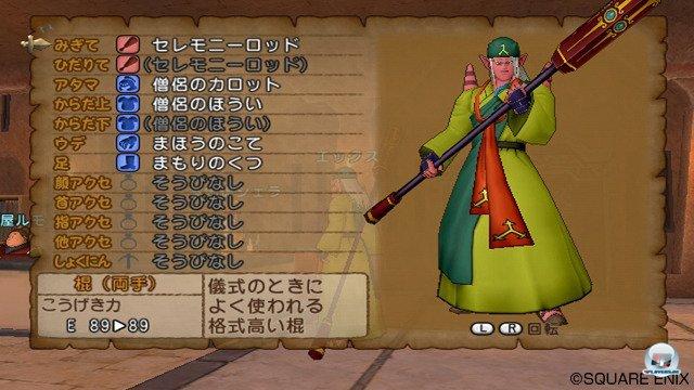 Screenshot - Dragon Quest X Online (Wii) 2295677