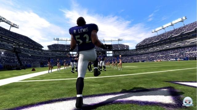 Screenshot - Madden NFL 12 (PlayStation3) 2219582