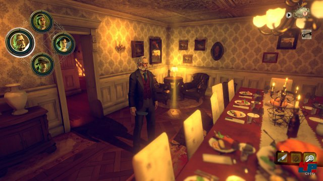 Screenshot - Mansions of Madness: Mother's Embrace (Mac)