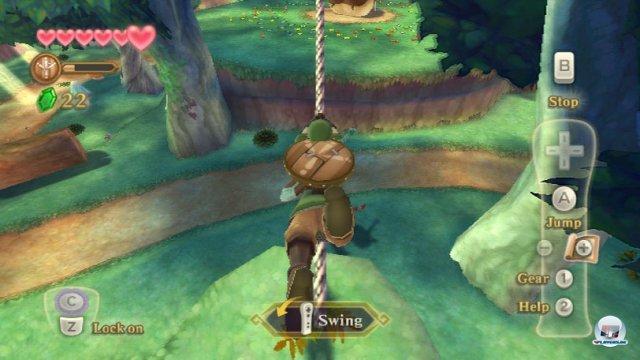 Screenshot - The Legend of Zelda: Skyward Sword (Wii) 2273667