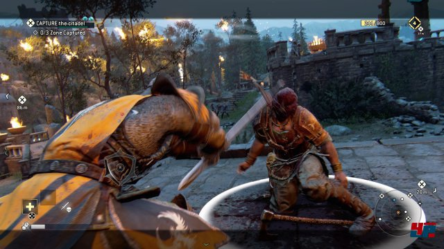 Screenshot - For Honor (PS4)