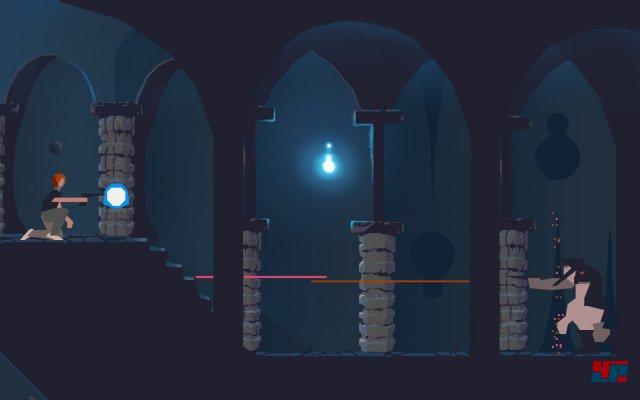 Screenshot - Another World - 20th Anniversary Edition (XboxOne)