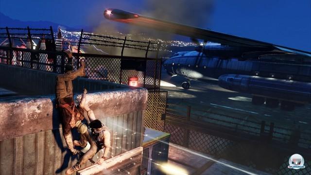 Screenshot - Uncharted 3: Drake's Deception (PlayStation3) 2245547
