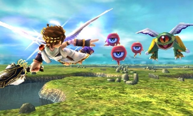 Screenshot - Kid Icarus: Uprising (3DS) 2312582