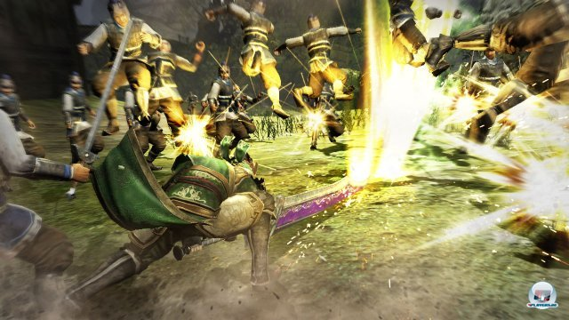 Screenshot - Dynasty Warriors 8 (PlayStation3) 92433657