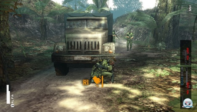 Screenshot - Metal Gear Solid: HD Collection (PlayStation3) 2251502