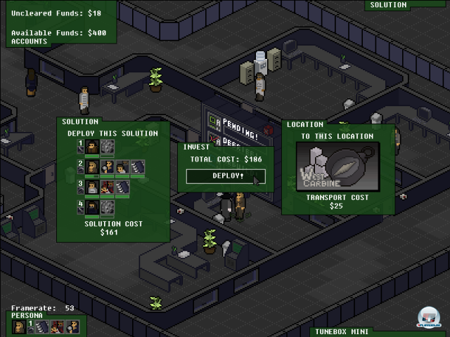 Screenshot - Black Annex (PC)