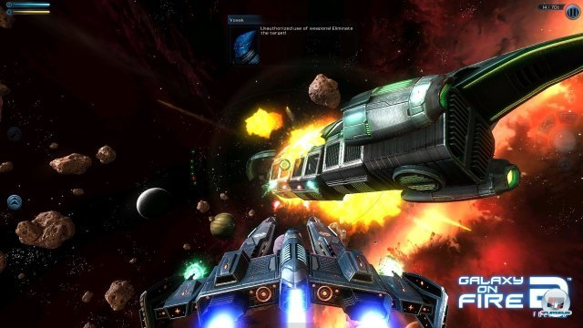 Screenshot - Galaxy on Fire 2 (PC)