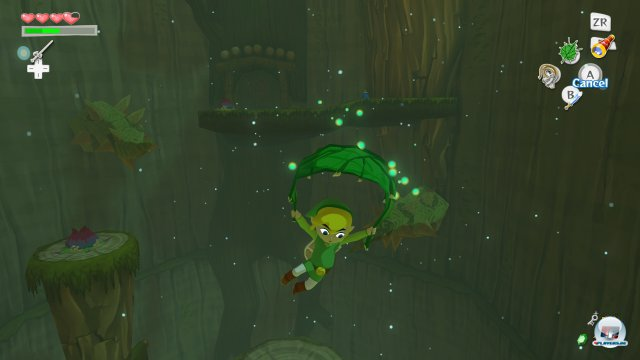 Screenshot - The Legend of Zelda: The Wind Waker (Wii_U) 92468383