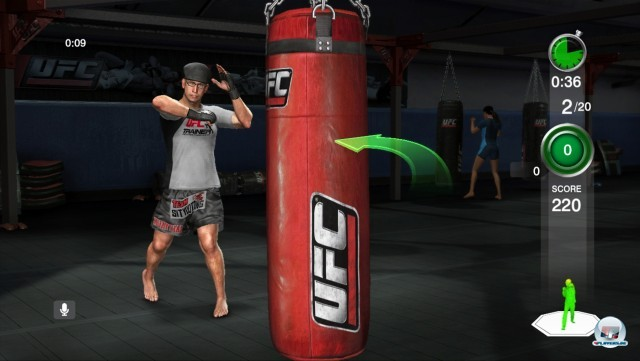 Screenshot - UFC Personal Trainer - The Ultimate Fitness System (360) 2233404