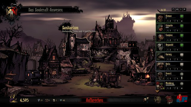 Screenshot - Darkest Dungeon (PC) 92518905
