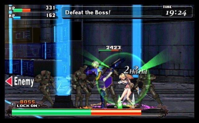 Screenshot - Code of Princess (3DS) 92409577