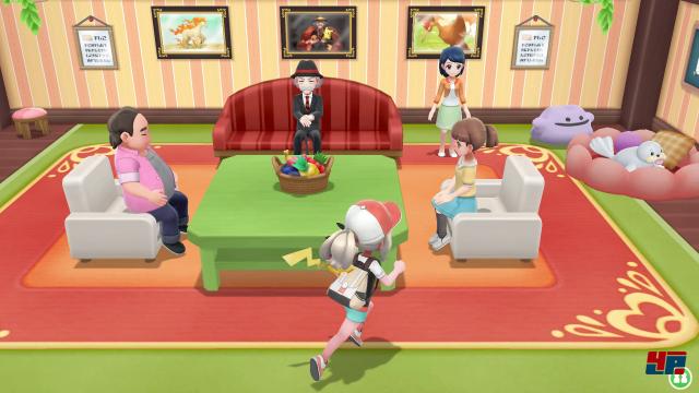 Screenshot - Pokémon: Let's Go, Pikachu! & Let's Go, Evoli! (Switch) 92577622
