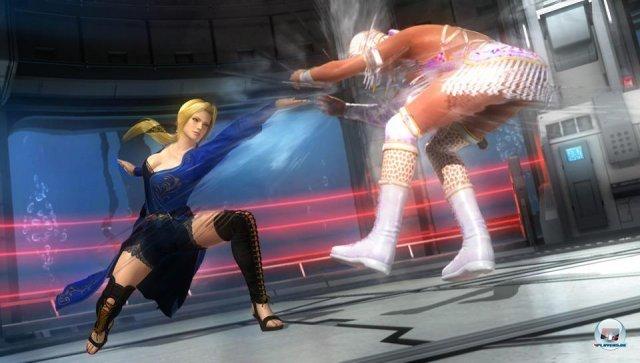Screenshot - Dead Or Alive 5 Plus (PS_Vita)