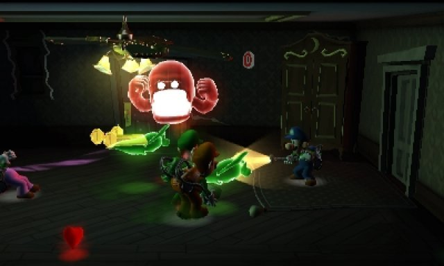 Screenshot - Luigi's Mansion 2 (3DS) 92457224