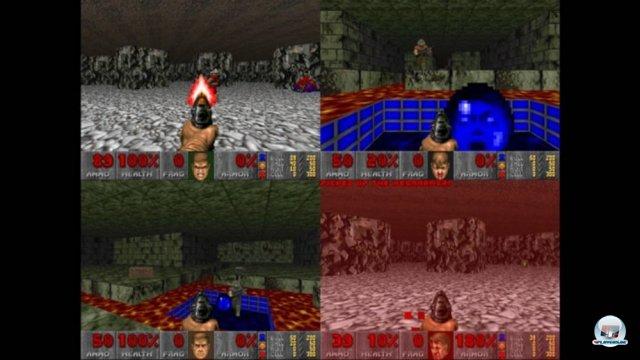 Doom war in vielerlei Hinsicht innovativ. Aber sein größter Verdienst dürfte wohl die Etablierung des Deathmatches gewesen sein. Hätte es Doom nicht gegeben, wäre die heutige Mehrspielerwelt eine ganz andere.