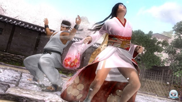 Screenshot - Dead or Alive 5 (PlayStation3) 2361637